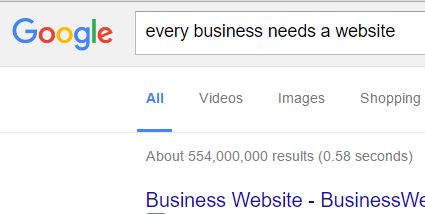 How Do You Get to the Top of a Google Search?